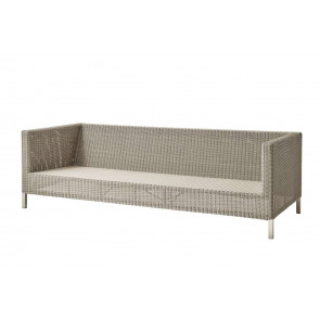 Cane-line Connect 3-pers. sofa taupe