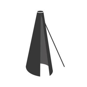 CANE-LINE Overtræk til parasol