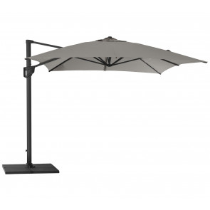 Cane-line Hyde Lux parasol 300x400 Taupe