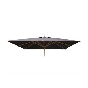 Parasol 250x250 med tilt Grå