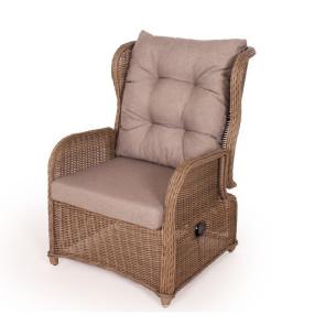 Margrethe Luksus lounge stol