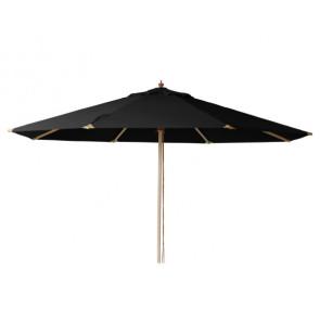 Parasol De Lux OLEFIN Ø400 Sort