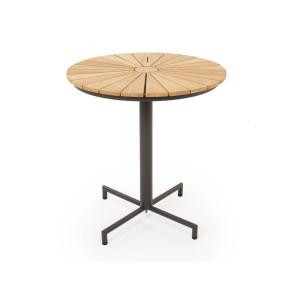 Rørvig Grå Cafebord Ø70cm